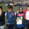 Megyei mezei futó Diákolimpia