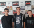 A győri Audi gyárban jártunk