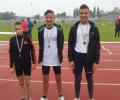 Megyei atlétika Diákolimpia